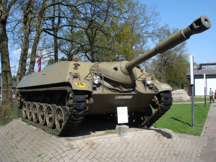World Travel Photos :: Vona :: Münster. 25 years of tanks museum