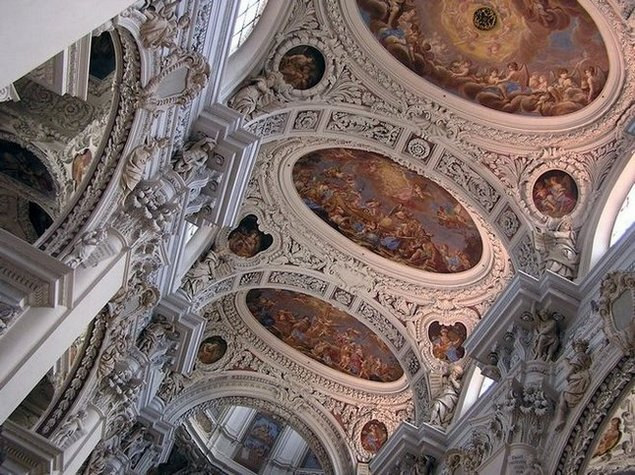 World Travel Photos :: Germany - Passau :: Germany. Passau. St.Stephen´s Cathedral