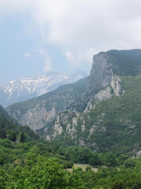 World Travel Photos :: Greece - Misc :: Mount Olympus, Greece