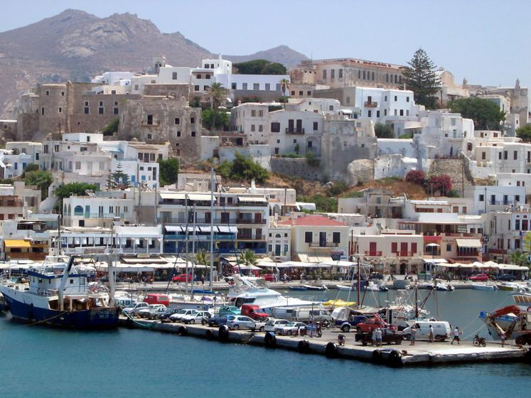 World Travel Photos :: Greece - Misc :: Greece. Naxos Island