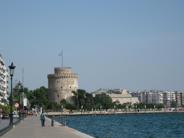World Travel Photos :: Greece - Misc :: Thessaloniki