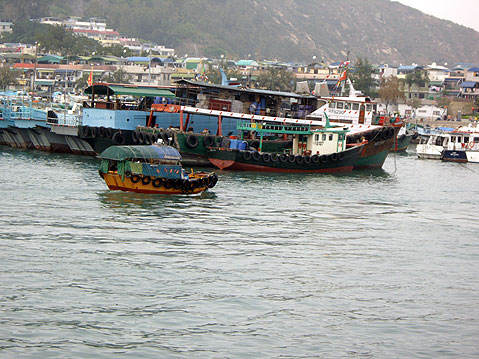 World Travel Photos :: China - Hong Kong - Cheung Chau Island :: Hong Kong. Cheung Chau Island