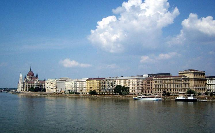 World Travel Photos :: UNESCO World Heritage Sites :: Budapest - UNESCO World Heritage Site