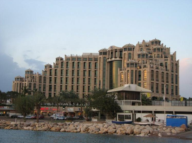 World Travel Photos :: Israel - Eilat :: Israel. Eilat - one of the hotels