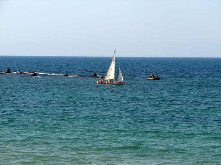World Travel Photos :: Israel - Jaffa :: Jaffa - a boat