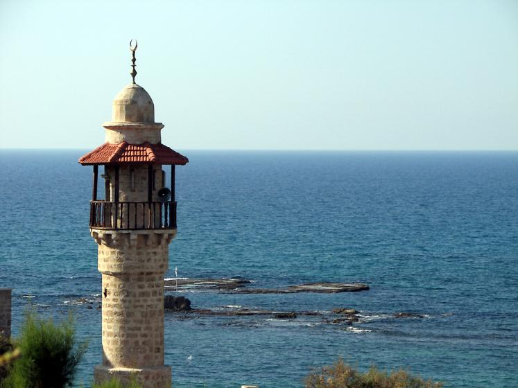 World Travel Photos :: Israel - Jaffa :: Jaffa - a mosque