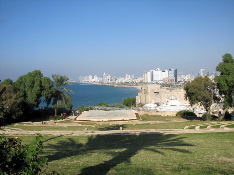 World Travel Photos :: Israel - Jaffa :: Jaffa. View on Tel-Aviv