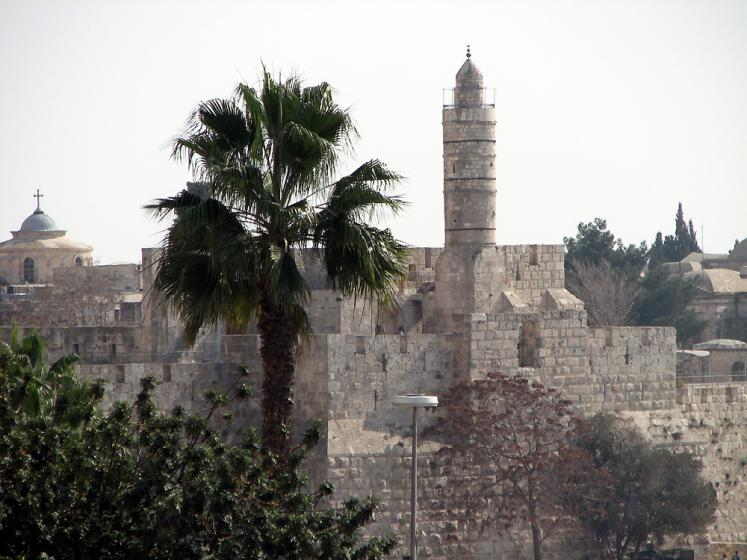 World Travel Photos :: Israel - Jerusalem :: Jerusalem. Tower of David