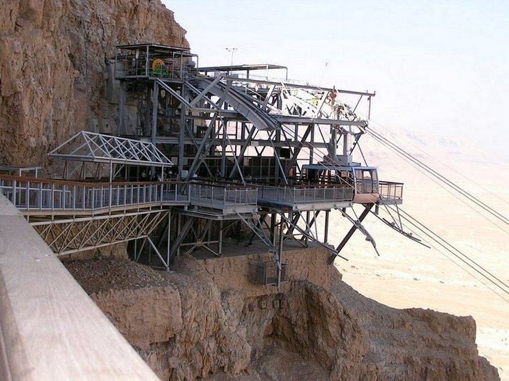 World Travel Photos :: Masada :: Israel. Masada