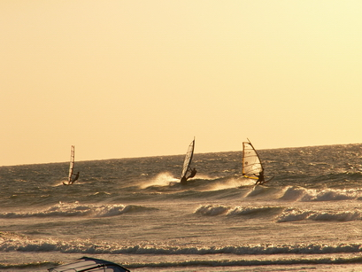 World Travel Photos :: Henry :: Israel. See-Sunset-Sails