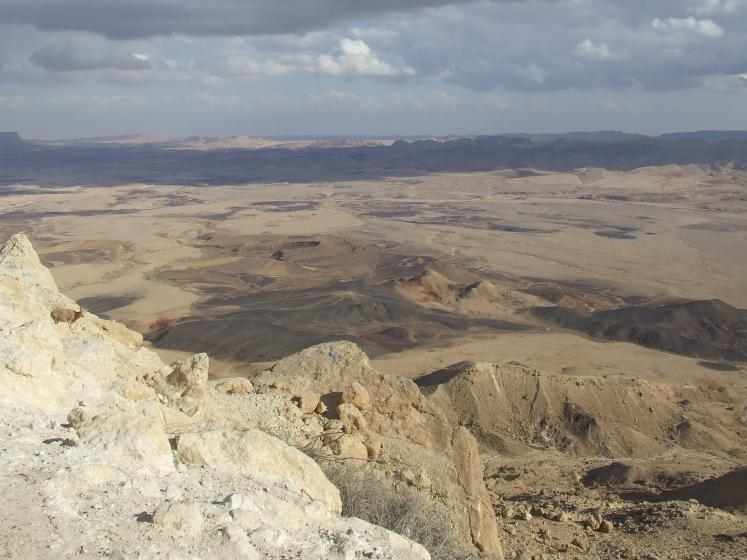 World Travel Photos :: אהרון-דוקרקר :: Israel. Negev desert