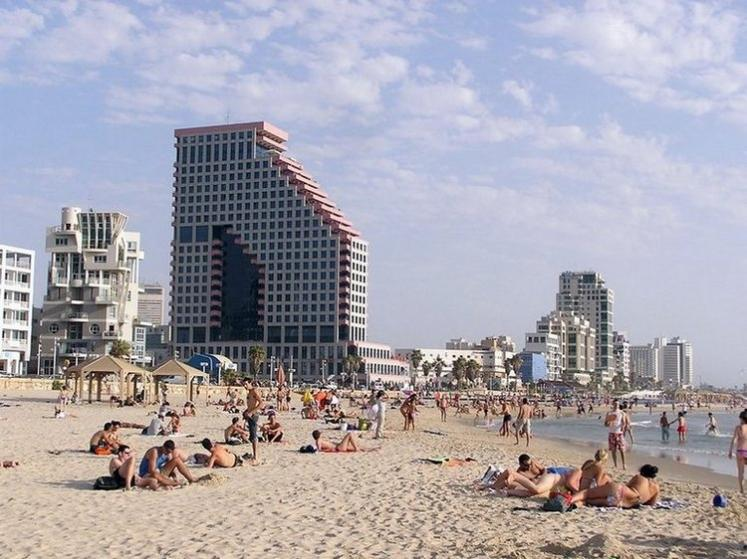 World Travel Photos :: Panoramic views :: Israel. Tel-Aviv.