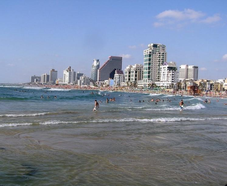 World Travel Photos :: UNESCO World Heritage Sites :: Israel. Tel-Aviv - UNESCO World Heritage Site