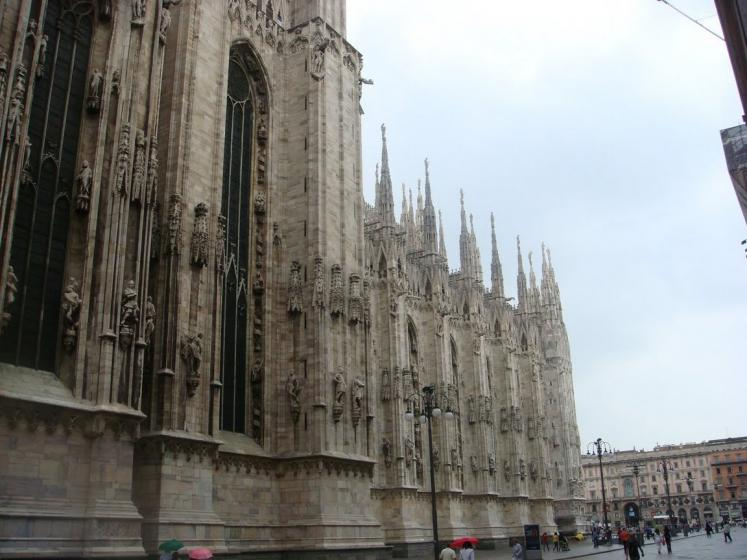 World Travel Photos :: Italy - Milano :: Milan Cathedral