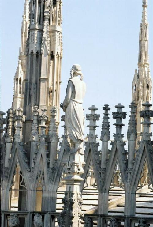 World Travel Photos :: Italy - Milano :: Italy. Milano. Duomo