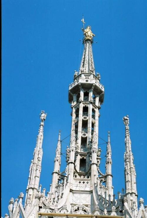 World Travel Photos :: Religious buildings :: Italy. Milano. Duomo