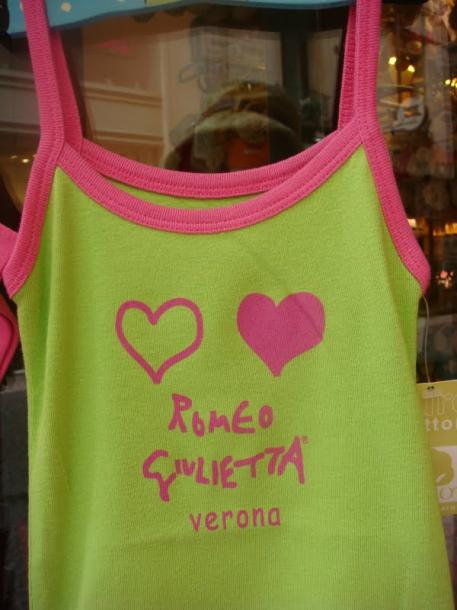 World Travel Photos :: Polin :: Verona - Romeo & Juliet t-short