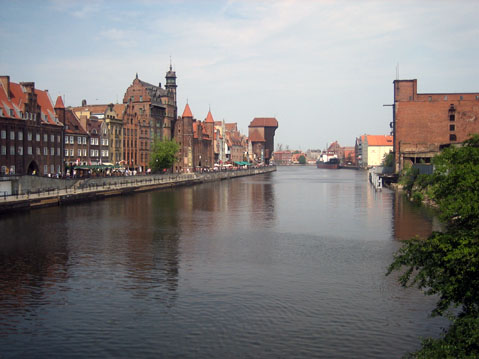 World Travel Photos :: Suzanna :: The Poland. Gdansk. Main bridge