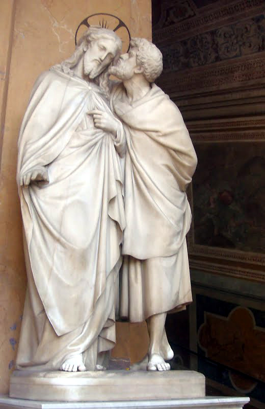World Travel Photos :: Italy - Rome :: Rome. Jesus and Judas