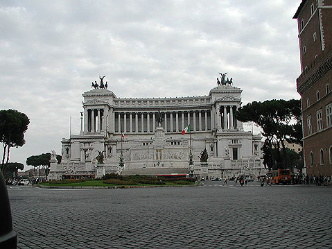 World Travel Photos :: Italy - Rome :: Rome. Venetian Square