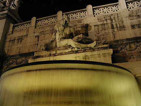 World Travel Photos :: Monuments :: Rome at Night