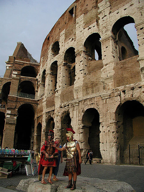 World Travel Photos :: Coliseum :: Rome. Coliseum (Colosseum)