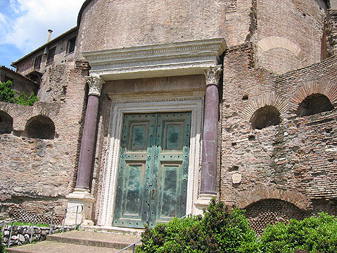 World Travel Photos :: Italy - Rome :: Rome. Old Building