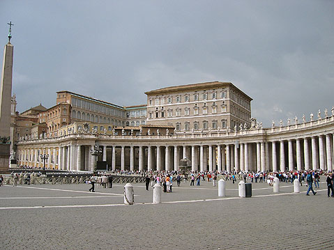 World Travel Photos :: St. Peter´s Cathedral :: Rome. St. Peter´s Cathedral