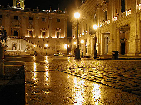 World Travel Photos :: Italy - Rome :: Rome at Night