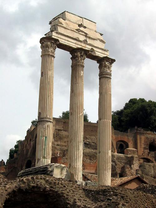 World Travel Photos :: Roman Forum :: Rome