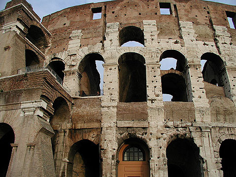 World Travel Photos :: Hovalot :: Rome. Coliseum (Colosseum)