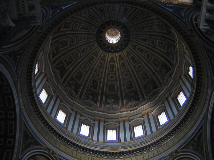 World Travel Photos :: St. Peter´s Cathedral :: Rome. St. Peter's Basilica