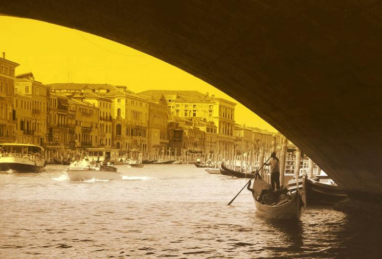World Travel Photos :: Interesting perspectives :: Venice