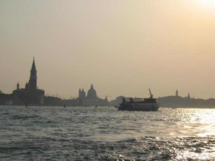 World Travel Photos :: Лидия :: Venice. A city skyline