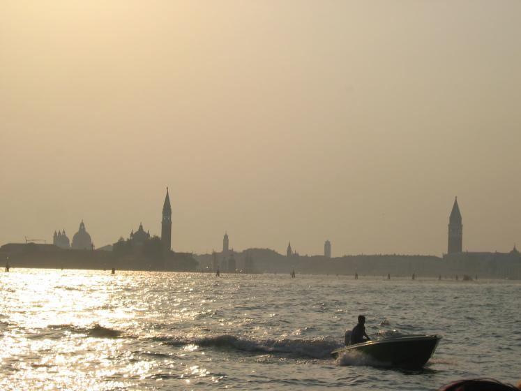 World Travel Photos :: Лидия :: Venice. An early sunset