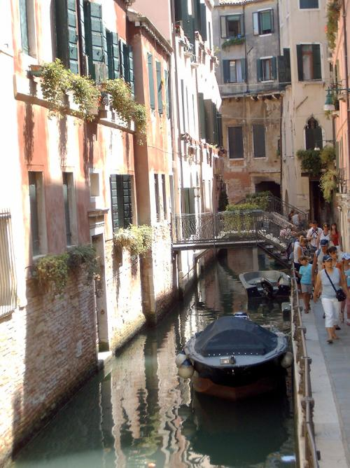 World Travel Photos :: Elena Suhanova :: Venice. Canal