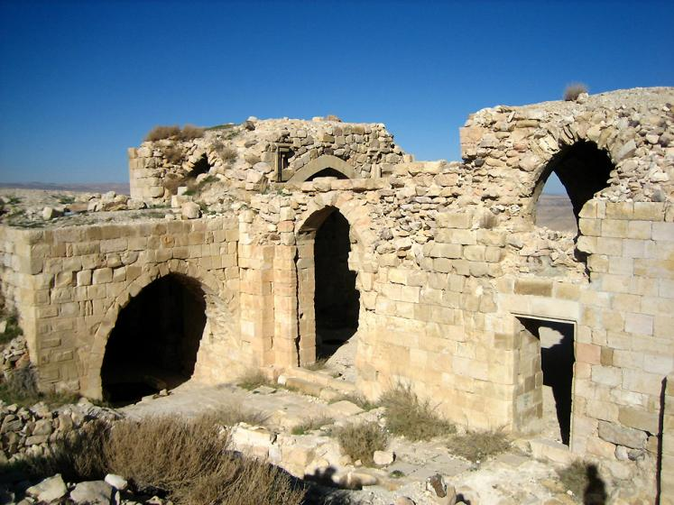 World Travel Photos :: Jareer :: Shobak Castle(Montreal  - Crusader castle) - Jordan