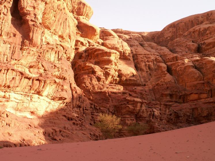 World Travel Photos :: Jareer :: Jordan. Wadi Rum