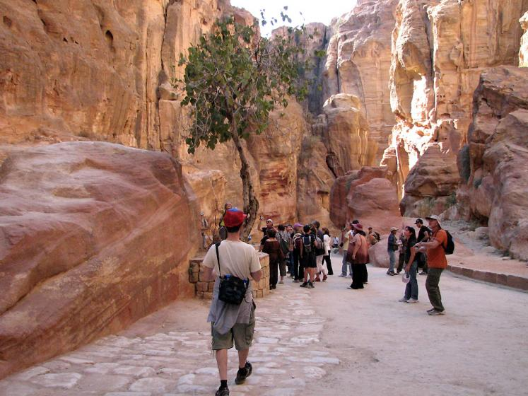 World Travel Photos :: Jordan - Petra :: Petra
