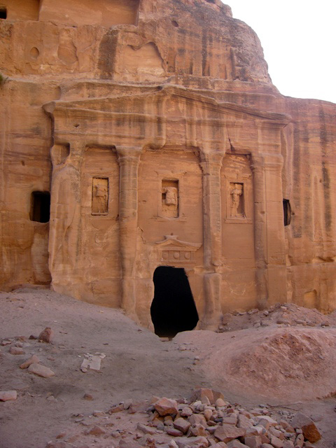 World Travel Photos :: Jareer :: Soldier´s Tomb-Petra