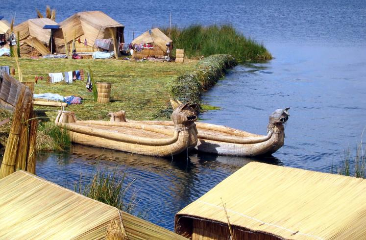 World Travel Photos :: Garth :: Peru. Lake Titicaca