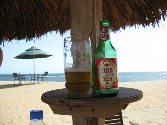 World Travel Photos :: Liberia - Misc :: Liberia, Africa - Club Beer