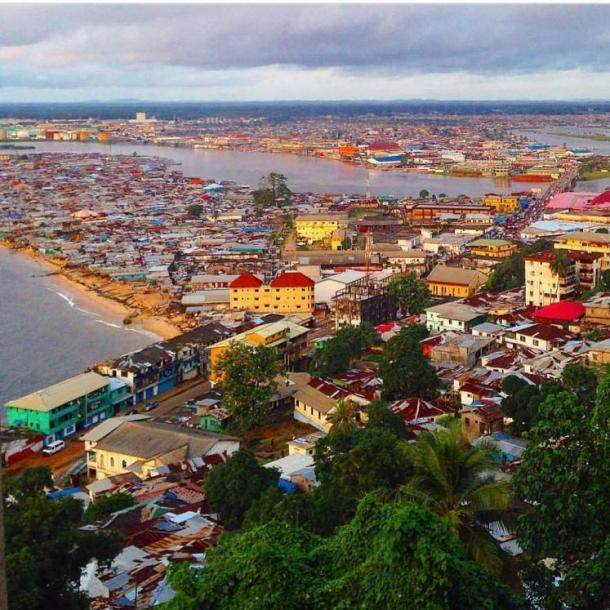 World Travel Photos :: Cecil :: Buchanan, Liberia.