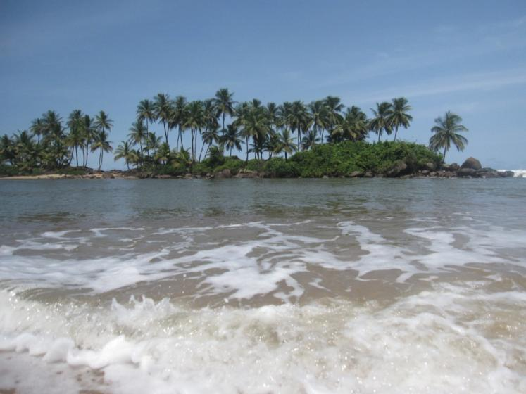 World Travel Photos :: Liberia - Monrovia :: Liberia, Africa  (Fishtown Beach)