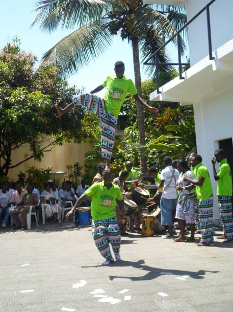 World Travel Photos :: Liberia - Monrovia :: Liberia, Africa - Liberian Culture Folk Dance