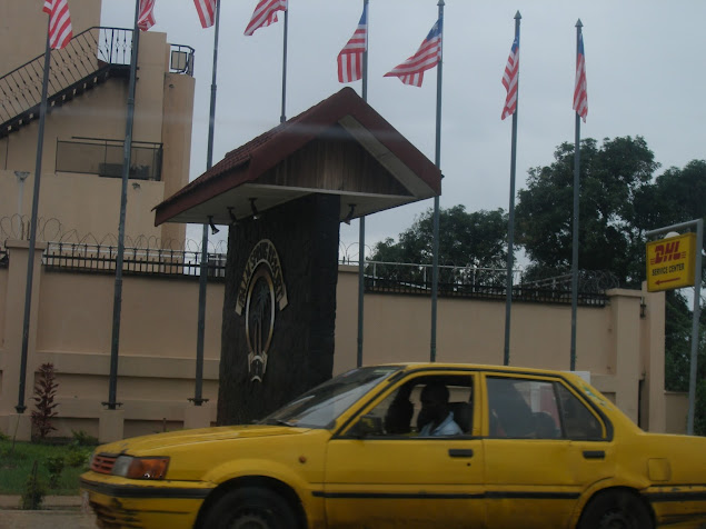 World Travel Photos :: Liberia - Monrovia :: Local Hotel @ Monrovia, Liberia