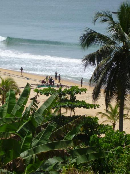 World Travel Photos :: Liberia - Monrovia :: Monrovia, Liberia - Beach