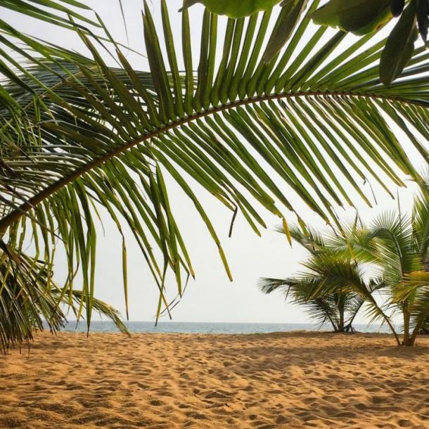 World Travel Photos :: Liberia - Monrovia :: Roberts port beach. Liberia, Africa