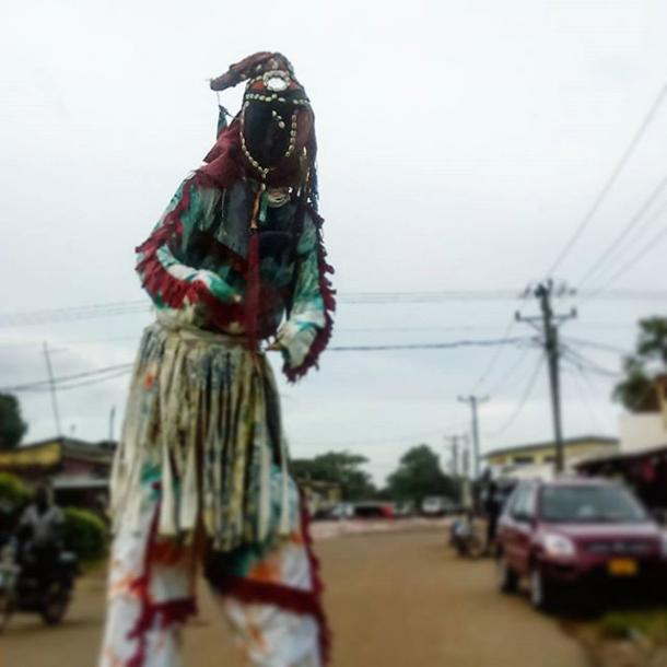 World Travel Photos :: Cecil :: Liberian culture.