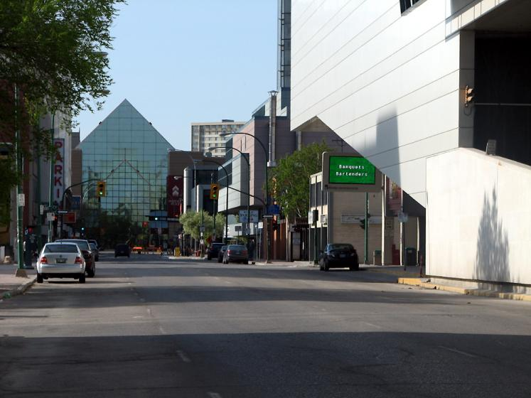 World Travel Photos :: Canada - Manitoba - Winnipeg :: Winnipeg